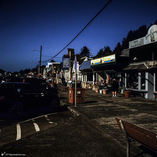 depoe bay shops