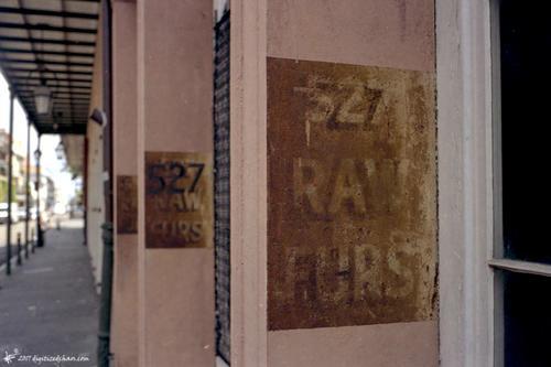 raw furs
