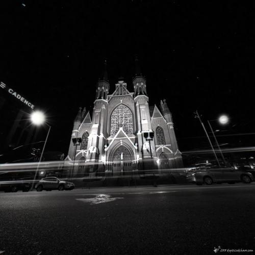 church traffic